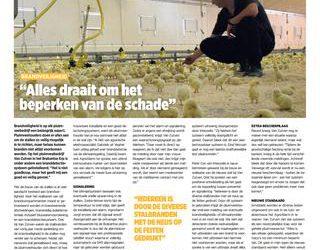 Niels Katier in de Pluimveekrant